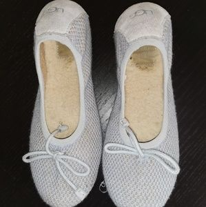 Uggs flats. Size 6